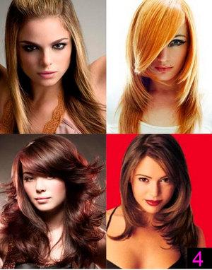 Средняя длина волос и подходящие стрижки