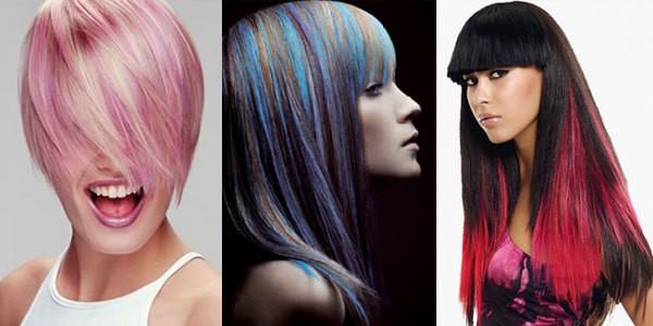 Виды, варианты, методы и технология колорирования волос