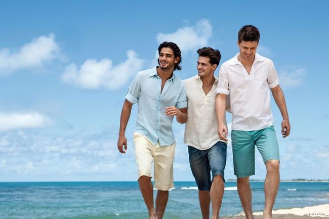 Базовый мужской летний гардероб
