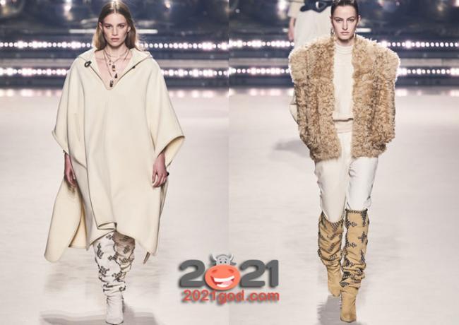 Модные сапоги с вышивкой на зиму 2020-2021 года